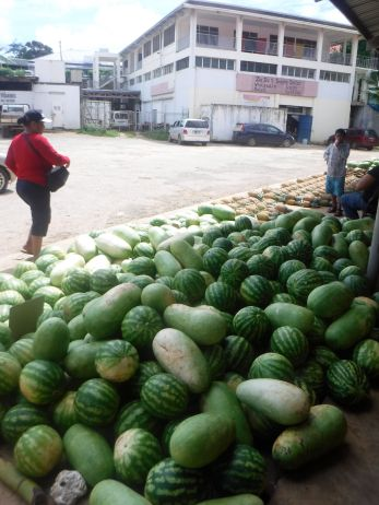 melon shortage...not