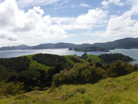 views from Urapukapuka