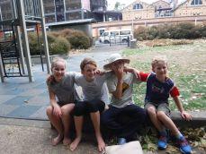 Wilson kids in Auckland