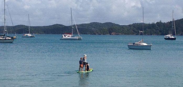 Paddle board shuttle