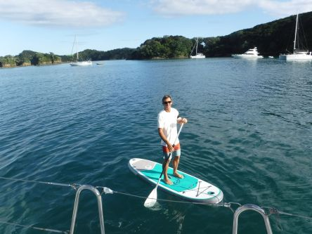 I'm 50 and I'll paddle if I want to...