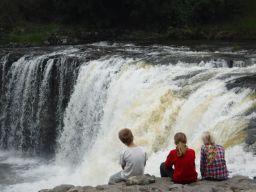 Hururu Falls