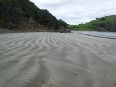 Amazing sand in the Cavelli's