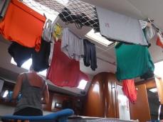 Washing day- one of many