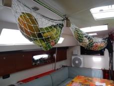 Fruit baskets refilled