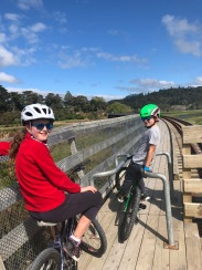 Bike ride to Kawakawa